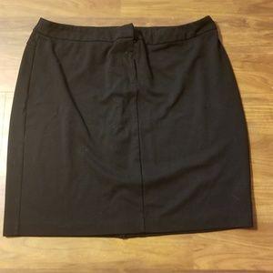 NY&Co black skirt
